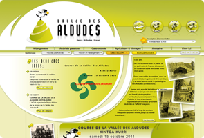 association commerçants de la Vallée des Aldudes